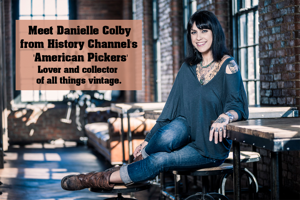 Danielle Colby at Savanah Home Show